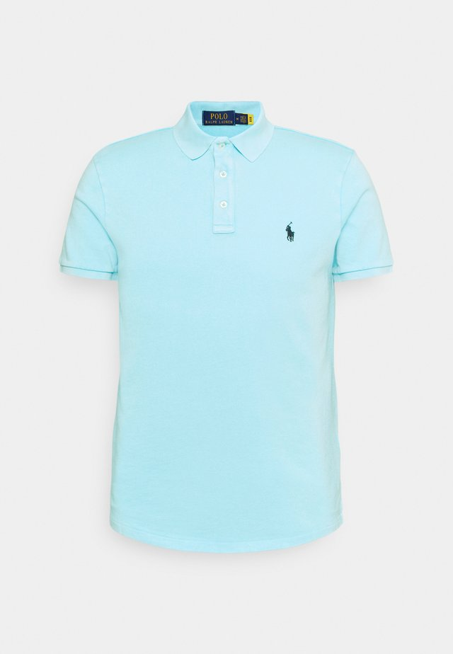 SPA TERRY - Polo - french turquoise