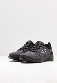 Skechers - DYNAMIGHT 2.0 - Slipper - black/charcoal - 4