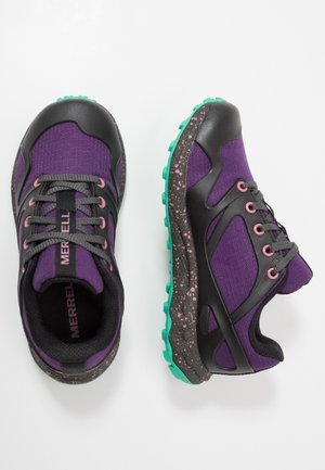 M-ALTALIGHT LOW - Zapatillas de senderismo - acai