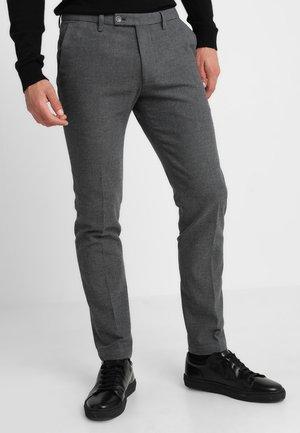 CIBRAVO SLIM FIT - Trousers - grau