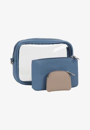 SET - Wash bag - blau