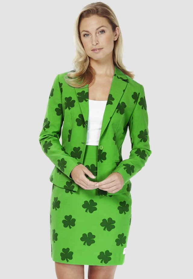ST PATRICKS SET - Blazer - green