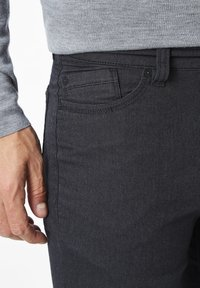 Paddock's - RANGER PIPE  - Slim fit jeans - anthracite - 3