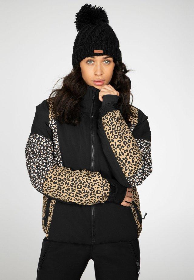 Ski jas - true black