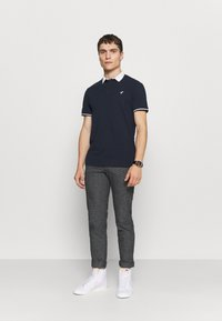 Pier One - Polo - dark blue - 1