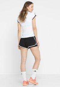 adidas Performance - CLUB SHORT - Sports shorts - black - 2
