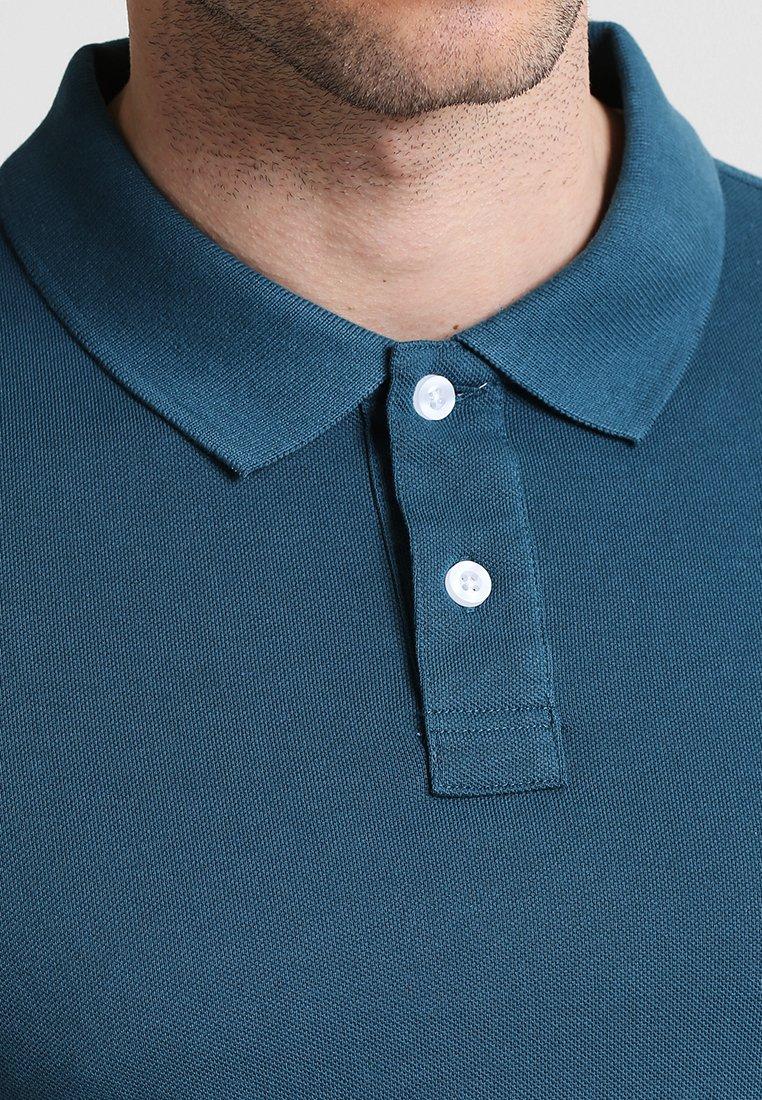 Men Polo shirt - petrol
