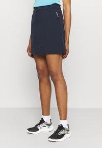 Icepeak - BEDRA - Sports skirt - dark blue - 3