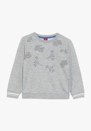 Mikina - light grey