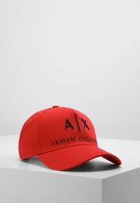 Armani Exchange - Keps - absolute red - 0