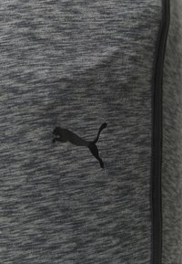 Puma - STUDIO JOGGER - Tracksuit bottoms - charcoal gray heather - 3