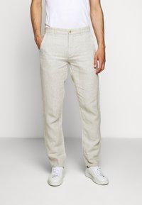 NN07 - KARL  - Trousers - oat - 0
