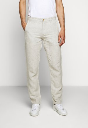 KARL  - Trousers - oat