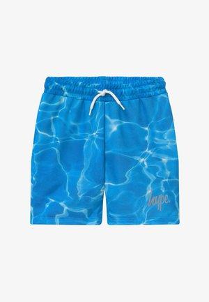 BOYS - Tracksuit bottoms - blue