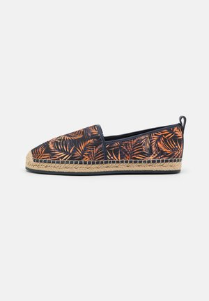 OWEN - Espadrilles - dark midnight