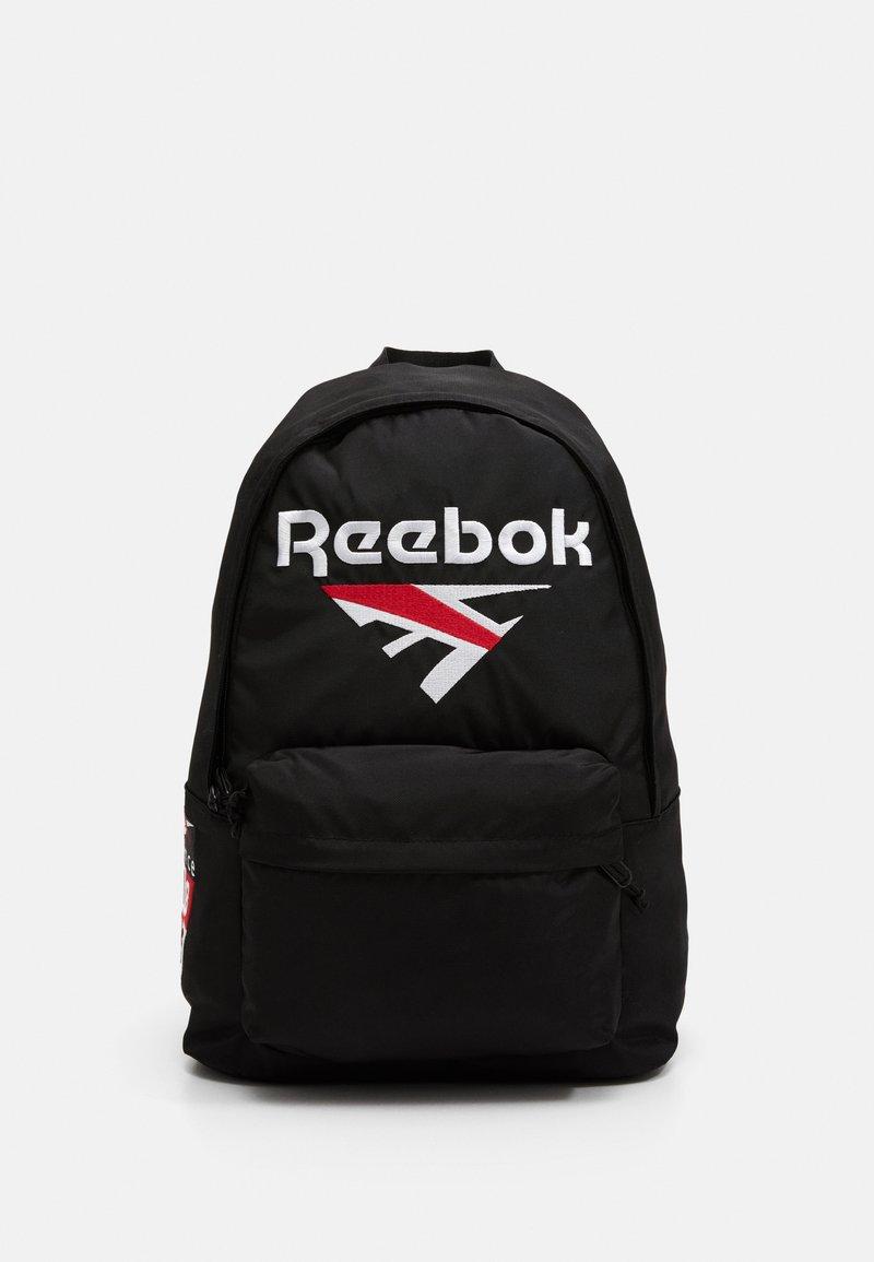 Reebok Classic - SUPPORTER UNISEX - Mochila - black