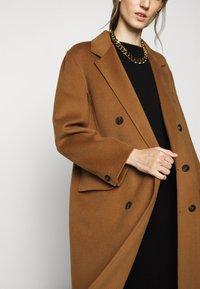 WEEKEND MaxMara - TORBOLE - Classic coat - karamell - 3