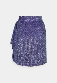MANÉ - SKIRT - Mini skirt - azure - 1