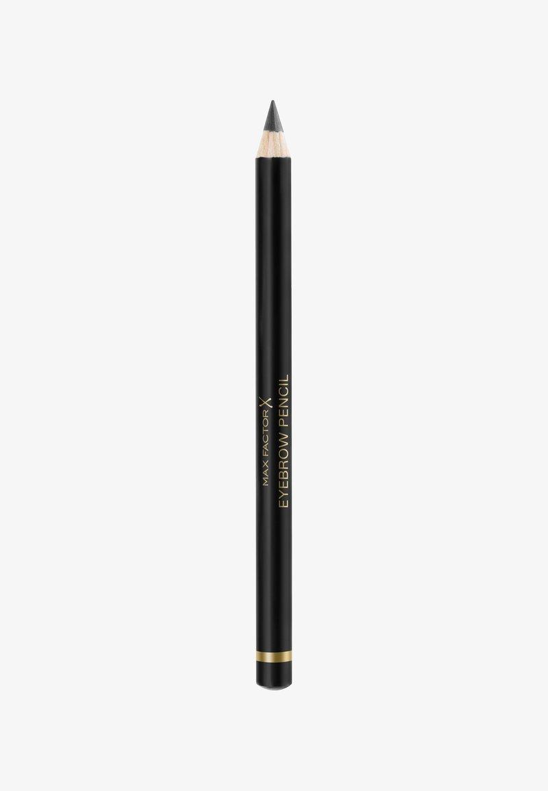 Max Factor - EYEBROW PENCIL - Eyebrow pencil - 1 ebony