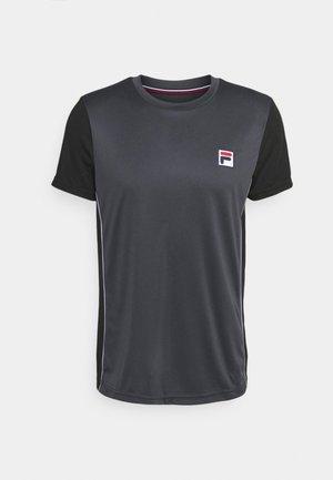JEROME - Print T-shirt - dark grey