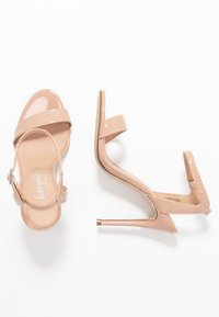 New Look - High Heel Sandalette - oatmeal - 3
