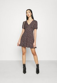 Miss Selfridge - DRESS - Day dress - black - 1