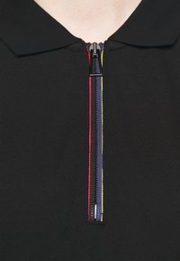 PS Paul Smith - MENS ZIP  - Polo shirt - black - 4