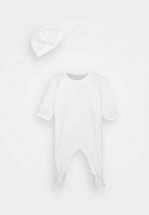 LOT CADEAU SET - Bonnet - offwhite