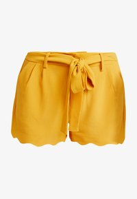 Anna Field - Shorts - dark yellow - 3