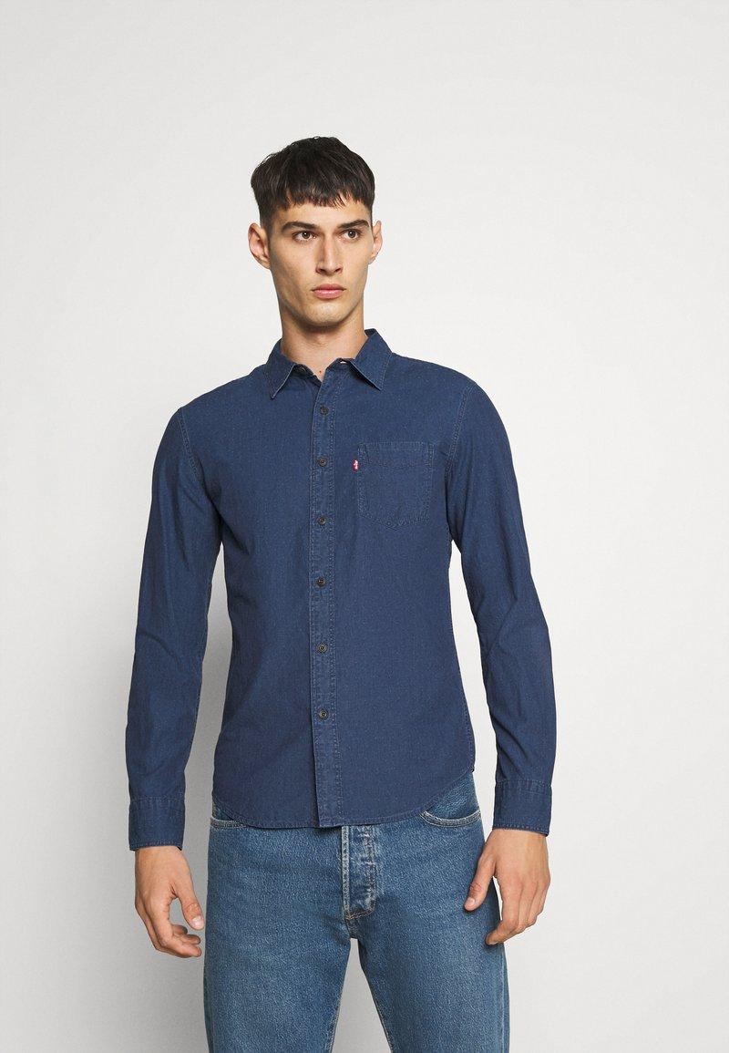 Levi's® - SUNSET SLIM - Shirt - alfonso indigo