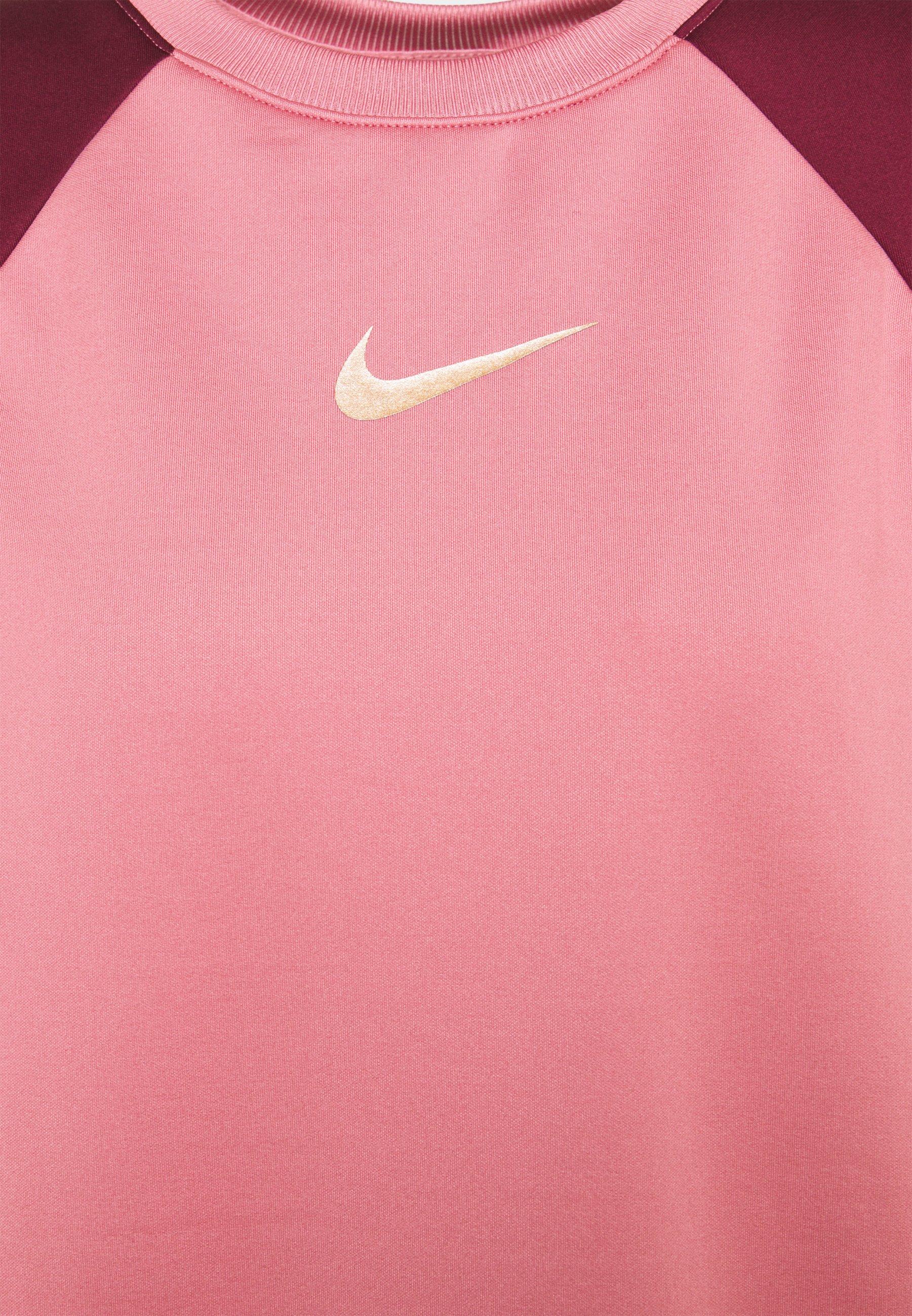 Nike Performance Fleece jumper - desert berry/dark beetroot/red bronze hSGlA