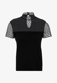 ONLY - ONLCATHY - Print T-shirt - black - 3