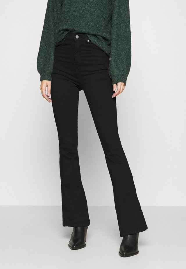 MOXY - Flared jeans - black