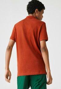 Lacoste - Polo shirt - braun - 1