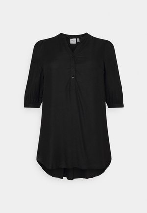 JRNUI TUNIC  - Blouse - black