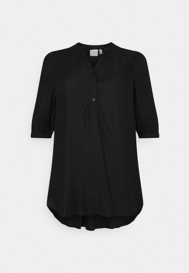 JRNUI TUNIC  - Blus - black