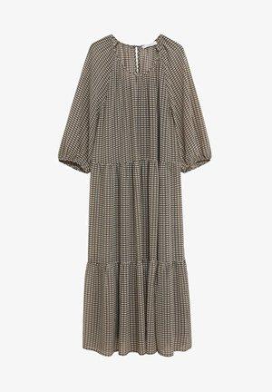 DELHY - Day dress - béžová