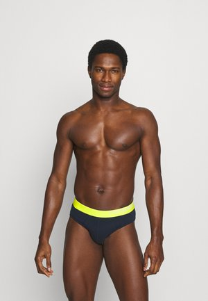 BRIEF 3 PACK - Slip - marine
