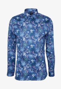 OLYMP - OLYMP NO.6 SUPER SLIM FIT  - Formal shirt - marine - 4