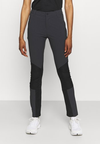 TRINITY PANT AIRFORCE - Bukser - charcoal
