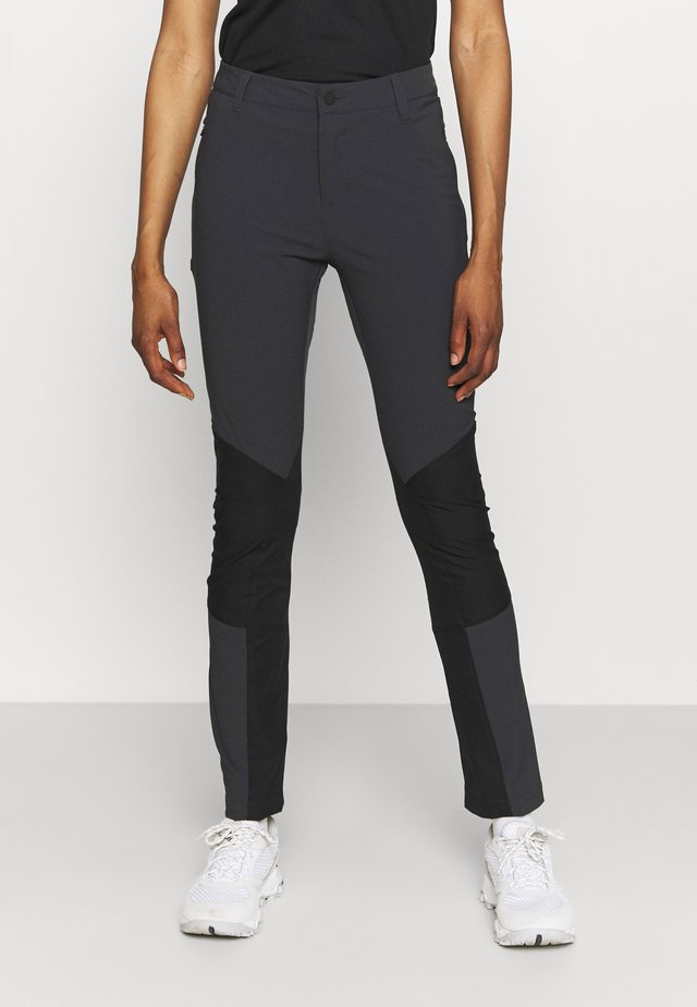 TRINITY PANT AIRFORCE - Broek - charcoal