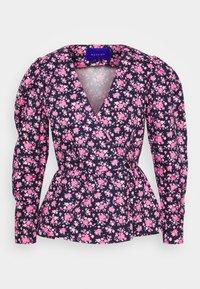 BAYA BLOUSE - Blouse - cosmo pink