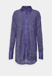 MANÉ - AZURE  - Button-down blouse - azure - 0