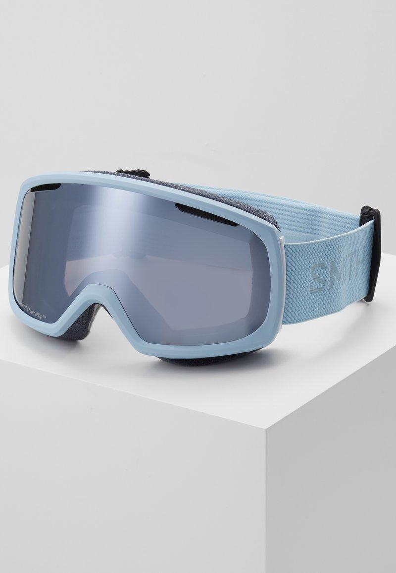 Smith Optics - RIOT UNISEX - Occhiali da sci - smokey blue flood