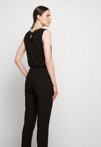 HUGO - HAZENA - Trousers - black - 5