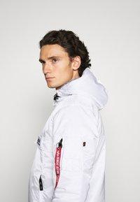 Alpha Industries - ANORAK - Light jacket - white - 3