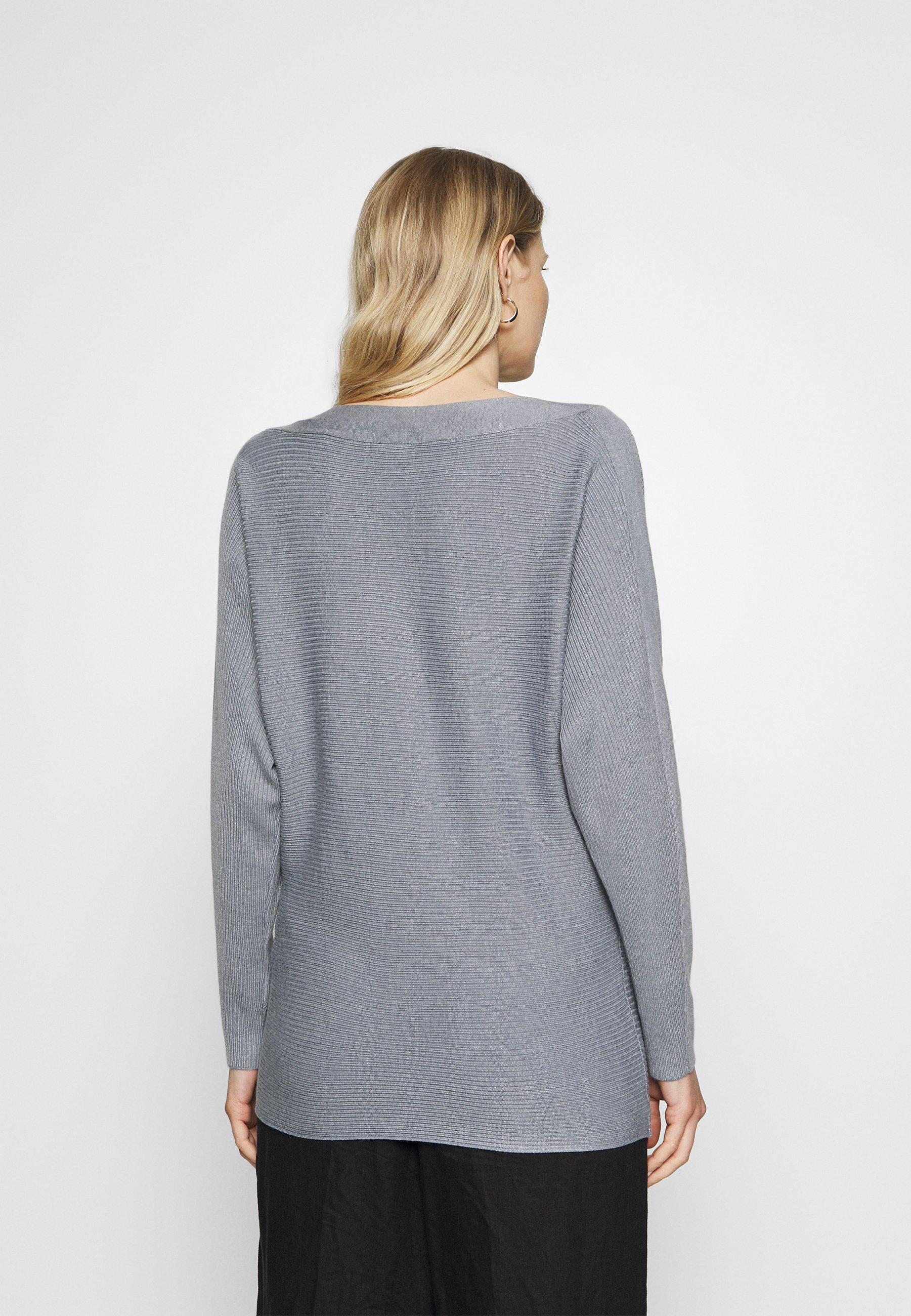 Soyaconcept SC-DOLLIE 663 - Pullover - dusty blue melange - Pulls & Gilets Femme 3kRYQ