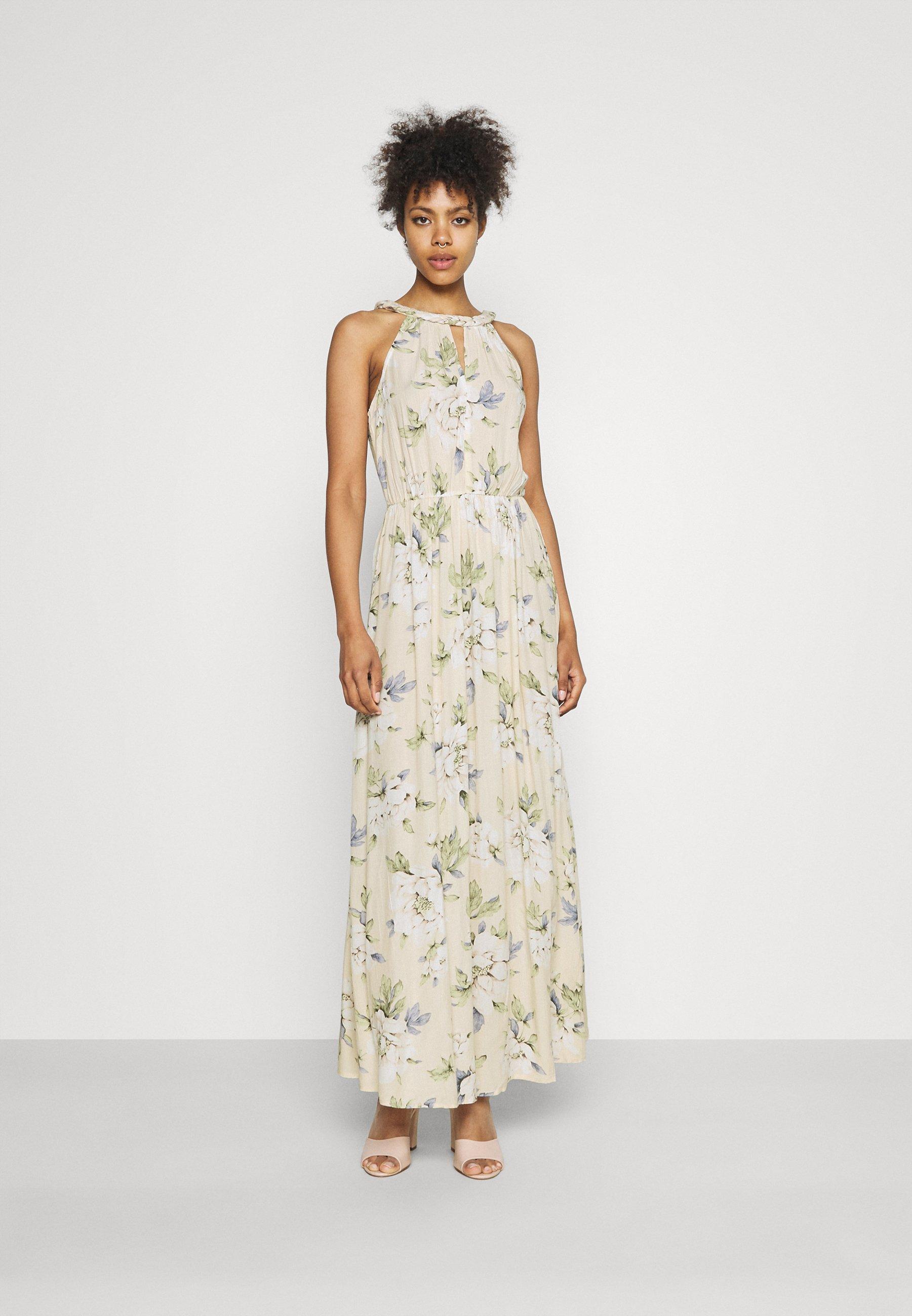 Women VIMESA BRAIDED DRESS - Maxi dress