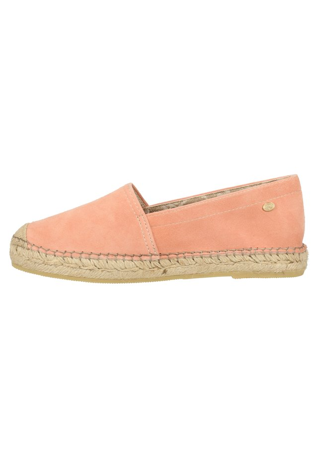 FRED DE LA BRETONIERE SLIPPER - Espadrilles - soft rose 5164