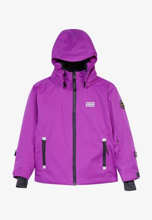 LWJODIE 700 - Snowboard jacket - purple